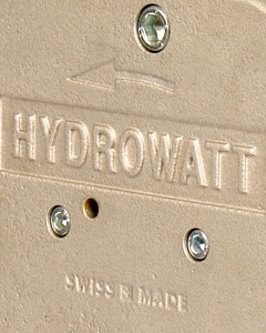 HYDROWATT Swiss Made